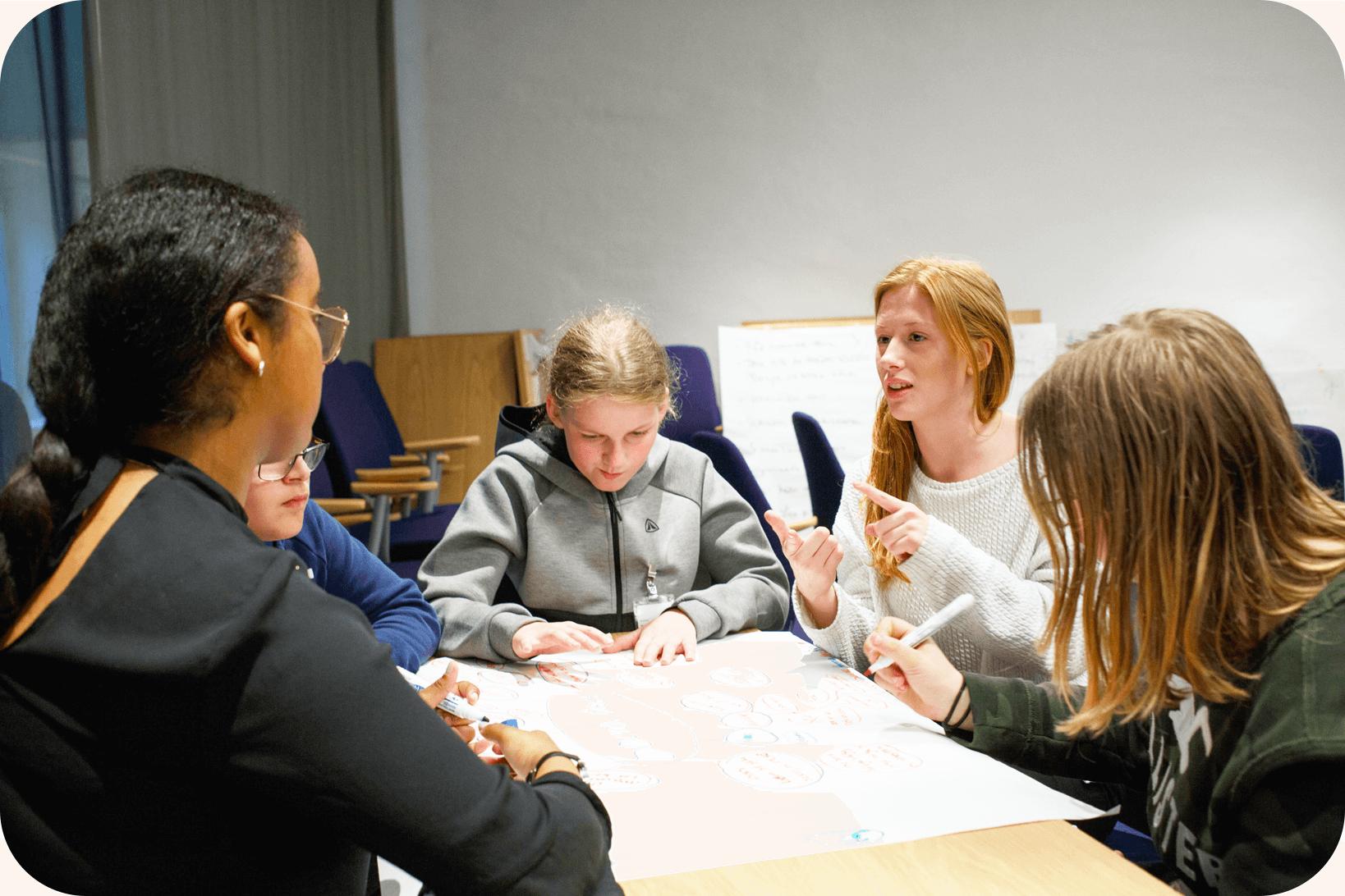 Les avantages du travail en groupe