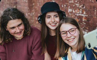 La vie sociale des adolescents